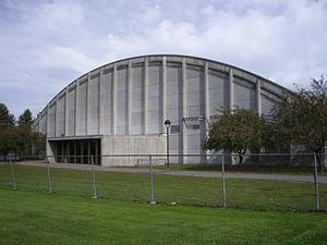 Thompson Arena - Image: Dartmouth College campus 2007 10 03 Thompson Arena