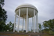 Darwin Airport Water Tower