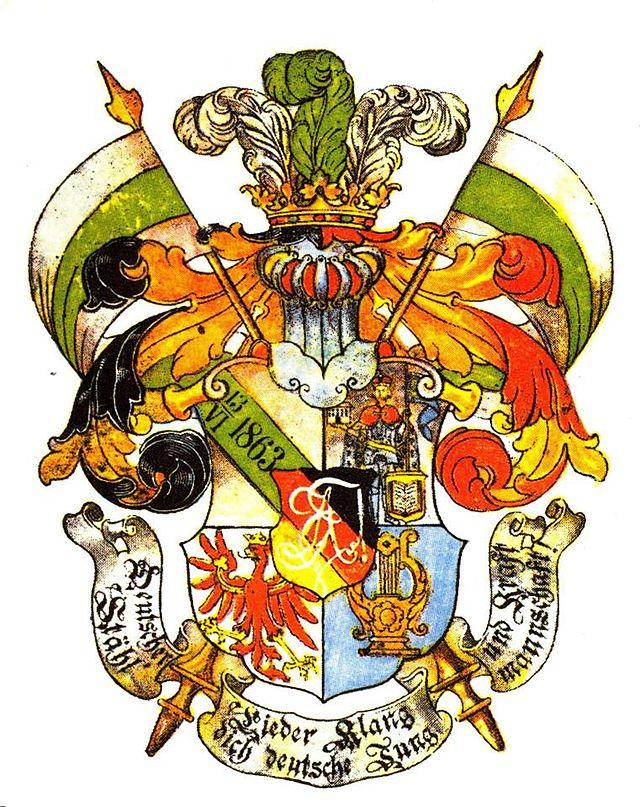 Liste Der Studentenverbindungen In Innsbruck Wikiwand