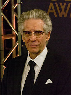 David Cronenberg Canadian film director, screenwriter and actor