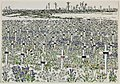 David Milne-Courcelette from the Cemetery.jpg