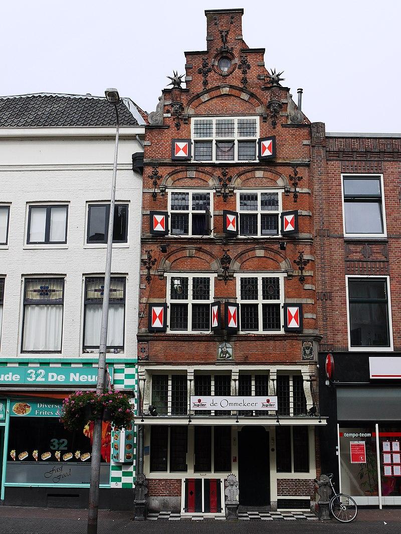 D 39 coninck van poortugael in utrecht monument for Huis utrecht