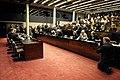 De nordiska statsministrarna haller pressmote under Nordiska radets session i Helsingfors 2008-10-28 (1).jpg