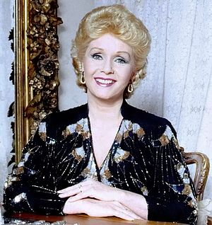 Debbie Reynolds - Reynolds in 1987