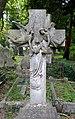 Decorated Grave Marker in the Churchyard of All Saints Church, Carshalton.jpg