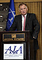 Defense.gov News Photo 101117-F-6655M-015 - Deputy Secretary of Defense William J. Lynn III gives his remarks to members of the Aerospace Industries Association during a board meeting in.jpg