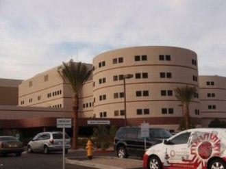 Del Webb - Del Webb Memorial Hospital