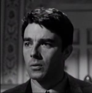 Gérard Blain - Blain in I Delfini (1960)