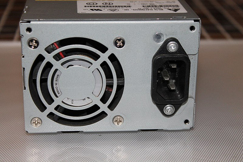 File:Delta Power Supply for Intel Network Router.jpg