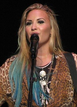 The X Factor (U.S. season 3) - Demi Lovato