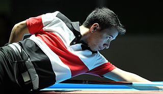 Dennis Orcollo Filipino pool player