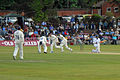 Derbyshire v Essex at Chesterfield (14635262813).jpg