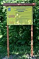 Derno Kivertsivskyi Volynska-Papyky protected tract-information table.jpg