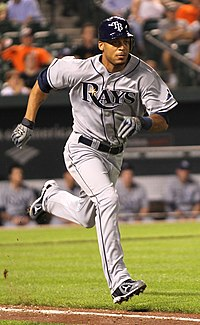Desmond Jennings on September 12, 2011.jpg