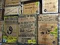 Detail of Boxes of Tea for Shipment - Nathmulls Tea Shop - Darjeeling - West Bengal - India - 01 (12398589885).jpg