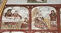 Detail uit de legende van de Heilige Genoveva van Parijs in de zuidelijke transeptarm van de Sint-Genovevakerk van Zepperen - 375006 - onroerenderfgoed.jpg