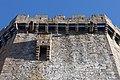 Detalle da Torre dos Andrade desde abaixo. Vilalba. Galiza-08.jpg