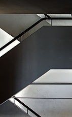 6 - Detalle escalera interna