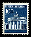 Deutsche Bundespost - Brandenburger Tor - 100 Pf.jpg