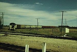 South Western railway line, Queensland - Image: Dia 0174
