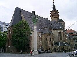 St. Nicholas Church, Leipzig
