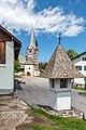 Diex Grafenbach Bildstock und Pfarrkirche hl. Maria Magdalena 26052017 8740.jpg
