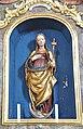 Diex Wallfahrtskirche Hl. Martin Seitenaltar Statue der Mondsichelmadonna 12012013 4721.jpg