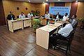 Dignitaries - Valedictory Session - Indo-Finnish-Thai Exhibit Development Workshop - NCSM - Kolkata 2014-12-05 0900.JPG