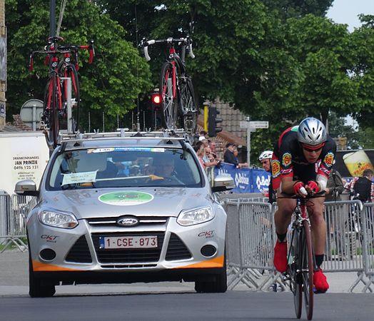 Diksmuide - Ronde van België, etappe 3, individuele tijdrit, 30 mei 2014 (B044).JPG