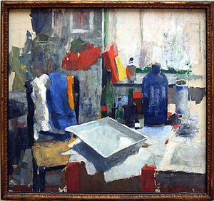 Rik Wouters - Image: Dining Table