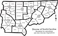 Diocesan Boundaries, Episcopal Diocese of North Carolina (1995)(14591311048).jpg