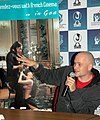 Director of the film '99 Francs' Jan Kounen addressing a press conference on November 02,2007 at IFFI, Panaji, Goa.jpg