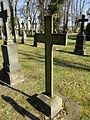 Dobbertin Klosterfriedhof Grabstein Janette von Bülow Reihe 3 Platz 2 2012-03-23 270.JPG