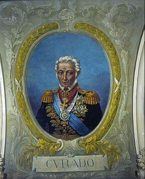 Joaquim Xavier Curado, Count of São João das Duas Barras - Carlos Frederico Lecor, Viscount of Laguna