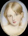 Dona Antónia of Portugal (c. 1853) - Gugliemo Faija.png