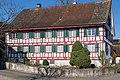 Dorfstrasse 19, Riegelhaus in Mauren TG.jpg