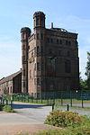 Dortmund - Bodelschwingher Straße - Zeche Westhausen13 - Schacht1 + Maschinenhaus Schacht1 01 ies.jpg