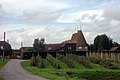 Downingbury Farm Oast, Maidstone Road, Pembury, Kent - geograph.org.uk - 337701.jpg