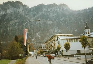 Downtown hergiswil