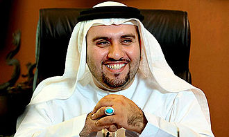 Sulaiman Al-Fahim - Image: Dr Sulaiman al Fahim 001