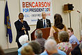 Dr. Ben Carson in New Hampshire on August 13th, 2015 1 by Michael Vadon 21.jpg