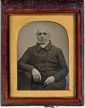 William Bland - Dr William Bland c. 1845