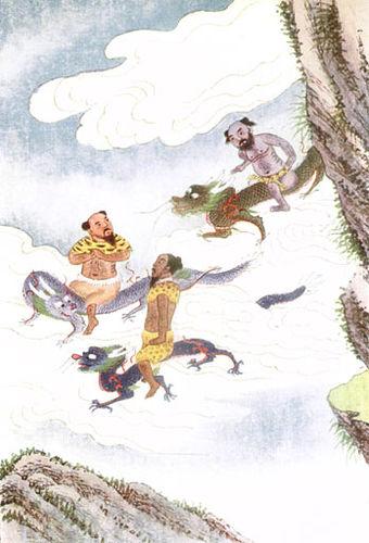 Chinese mythology   Religion-wiki   FANDOM powered by Wikia