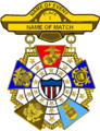 Interservice Competition Badges