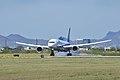 Dreamliner lands, defuels at D-M en route to Pima Air & Space Museum 2.jpg