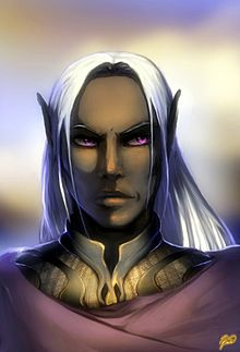Description de l'image Drizzt-DoUrden.jpg.