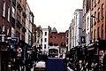Dublin - Sidestreet off Grafton Street - geograph.org.uk - 1492768.jpg