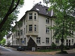 Bayreuther Straße in Duisburg