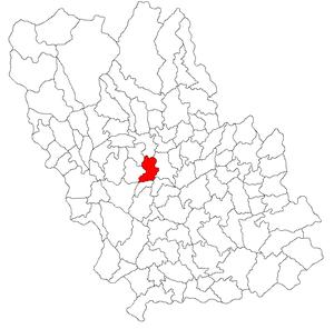 Dumbrăvești - Image: Dumbravesti jud Prahova