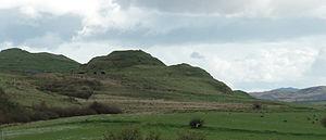 Islay - Dun Nosebridge from the south